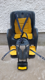 Childs bicycle seat
