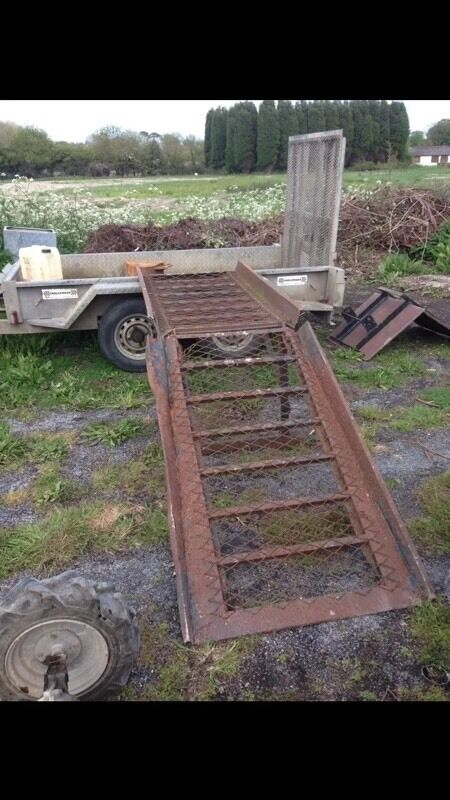 muck truck power barrow ramp in bournemouth  dorset Boat Safety Equipment old boat owners manuals