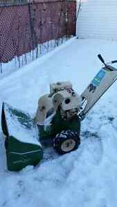 8 hp lawn boy snowblower