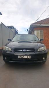 Subaru Liberty Gt Auto 2004