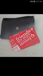 $100 Lululemon Gift Card
