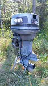Outboard Motors Yamaha 115 Hp Johnson 6 Hp  Evinrude 28 hp