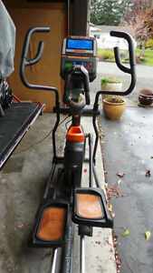 elliptical trainer like new