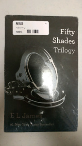 Fifty Shades of Grey  Trilogy (Novels)