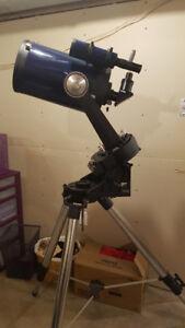 Telescope Meade 8 inch Schmidt Cassegrain with wedge mount