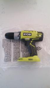 BRAND NEW-Ryobi ONE 18V DrillDriver/Impact (bare tools) $35 each