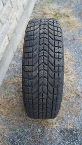 4 Pneus d'hiver / Winter Tires Winterforce 195/70R14 West Island Greater Montréal image 1