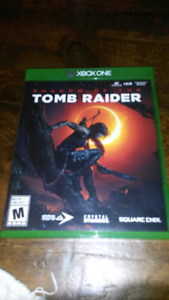 Xbox shadow of the tomb raider