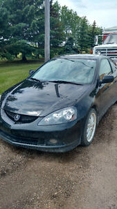 2006 Acura RSX Type S Hatchback shell