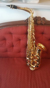 Baron Alto Saxophone - Needs Minor Repair - Available