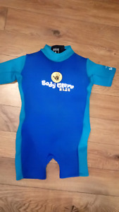 Kids Body Glove wetsuit/life jacket - size Small