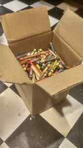 Hundreds of crayons (Crayola, etc.) Kitchener / Waterloo Kitchener Area image 1