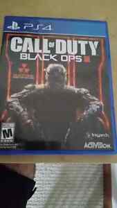 COD BO3 FOR PS4   10/10 CONDITION