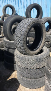 BFGoodrich All Terrain T/A KO2 LT275/55 R20 (set of 4)