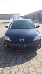 2012 Toyota Corolla LE.automatic.finance available