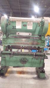 Dual Punch Press