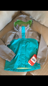 The North Face Girls Rain Jacket 5T