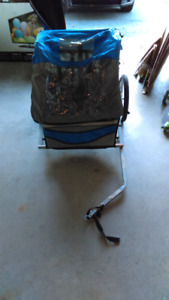 Kids bike trailer for sale