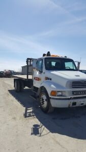2006 Sterling/Acterra Roll-Off Truck