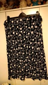 Woman's summer skirts