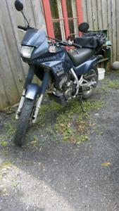 Honda nx650 1988
