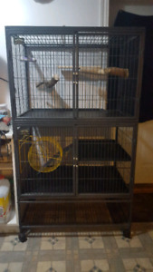 Ferret nation cage model 182