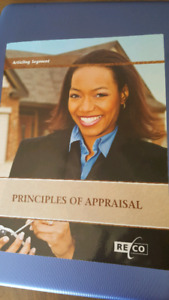 Principles of Appraisal Textbook + Bonus