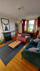 2 bed furnished flat in Leith - £950 pcm