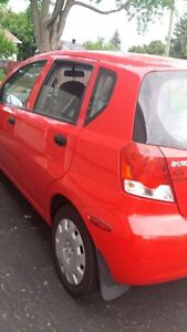 2005 Suzuki Swift Autre