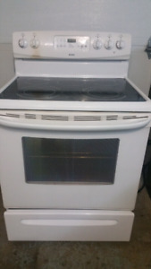 Kenmore fridge and stove