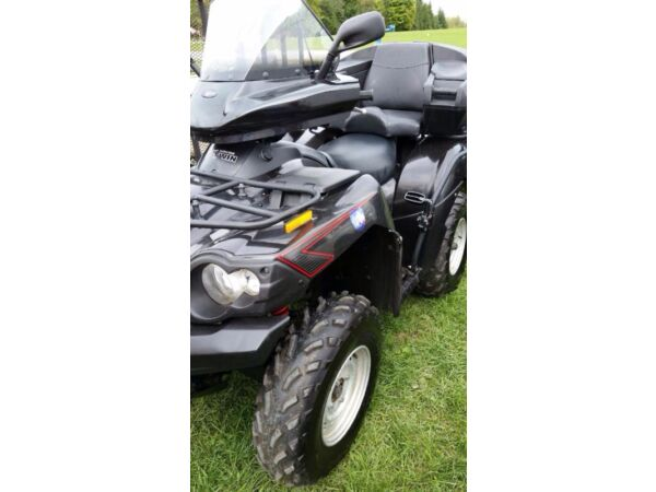 Used 2009 Kawasaki Brute Force 750