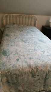 Bedspread and Duvet Cover