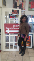 LYDIA : DREADLOCKS & NATURAL HAIR  SPECIALISTS