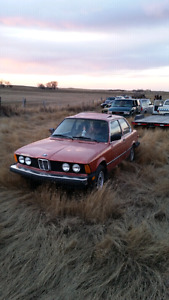 Looking for BMW E21'S
