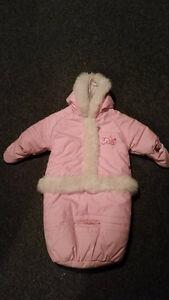 Habit de neige pour bébé 0-9 mois