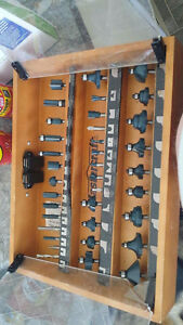 brand new router bits