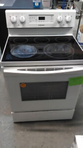 USED Samsung Electric Glasstop Stove