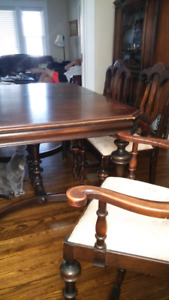 Antique Dining Set
