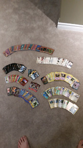 Massive card collection