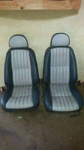 MG BUCKET CAR SEATS Wagga Wagga Wagga Wagga City Preview