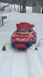 Want a reliable sled here it is!!