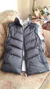 Nike reversible winter vest