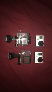 GoPro 3 and GoPro 3+ (black editions)