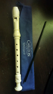 Musical school recorder