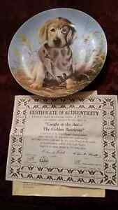 KNOWLES COLLECTABLE  DOG PLATES $8 EACH London Ontario image 5