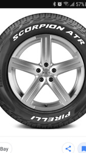 Truck tires (used)