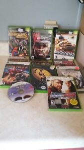 Games for X Box 360