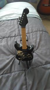 Skull Guitar Piggy bank