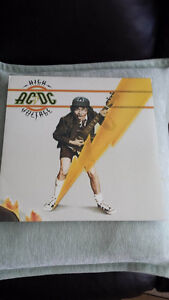 ACDC HIGH VOLTAGE  2002 ALBERT  VINYL ! BRAND NEW !