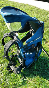 MEC KID CARRIER BACKPACK, TWO / for TWINS, BOTH LIKE NEW Peterborough Peterborough Area image 1